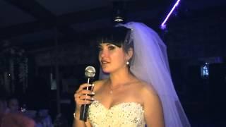 стих на свадьбе от невесты мамам