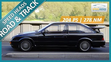 Ford Sierra RS Cosworth Test (204 PS) - Fahrbericht - Review - Speed Heads