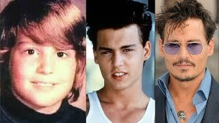 Johnny Depp : A life in pictures