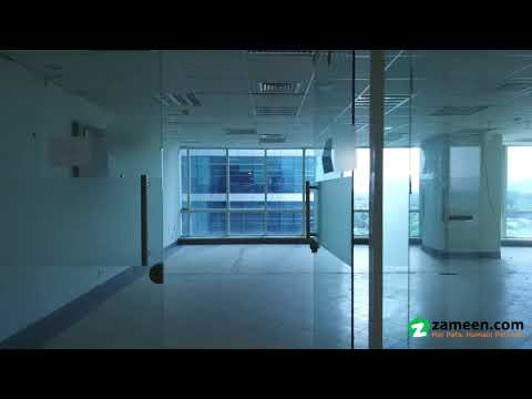 12 MARLA OFFICE FOR RENT IN ISE TOWERS BLUE AREA ISLAMABAD