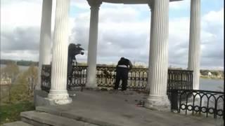 В Ярославле начался ремонт знаменитой беседки на