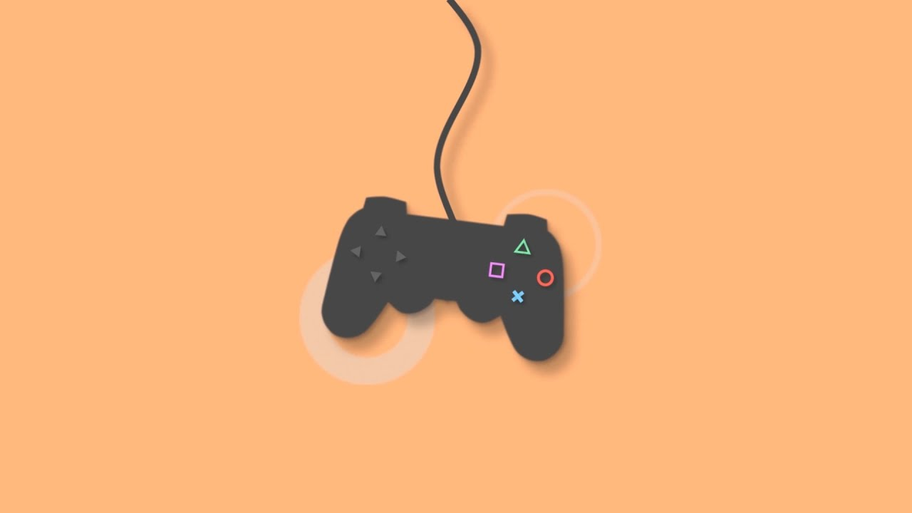 Have Fun And Play Games [Motion Graphics Animation] - YouTube