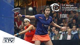 Squash: El Sherbini v El Tayeb - Tournament of Champions 2018 Final Roundup