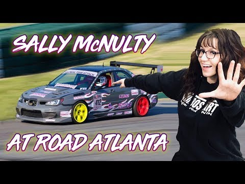 Diaries Of A Female Racer - Global Time Attack Road Atlanta