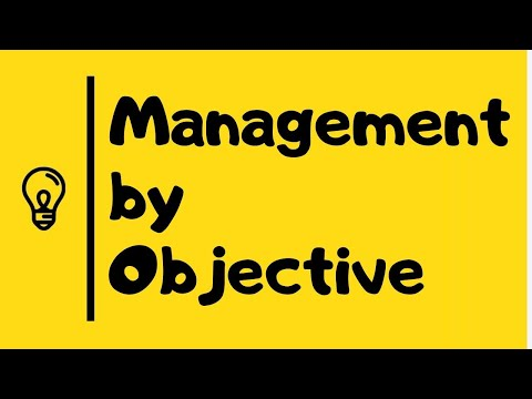 Management By Objectives - MBO In Urdu\Hindi