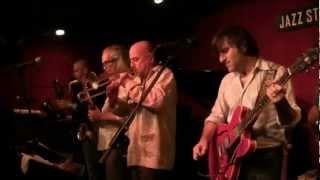 Chris Bergson Band - Mr. Jackson - Jazz Standard NYC 7-10-12