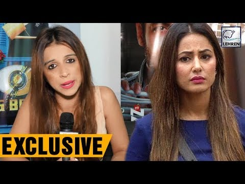 Benafsha Soonawalla ABUSES Hina Khan | Bigg Boss 11 | EXCLUSIVE Interview