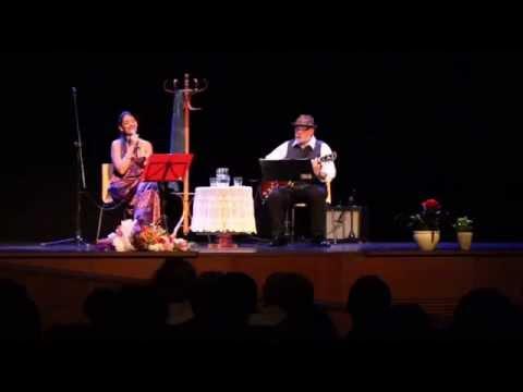 Dolores Lahuerta & Pepe Ortolá  -  WHAT A WONDERFUL WORLD