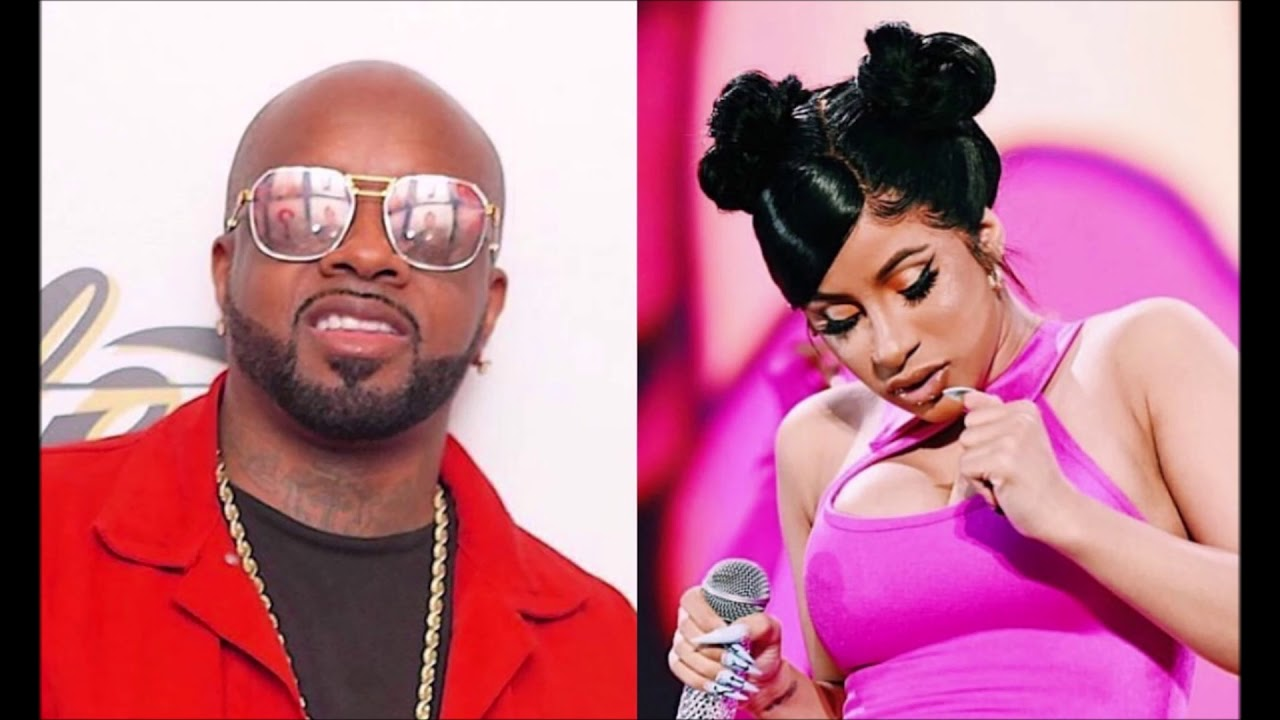 Jermaine Dupri Criticizes The State Of Female Rap 'It's Like Strippers Rapping'