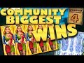 CasinoGrounds Community Biggest Wins #4 / 2018