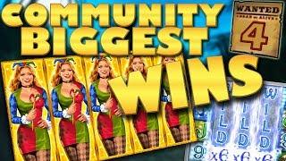 CasinoGrounds Community Biggest Wins #4 / 2018