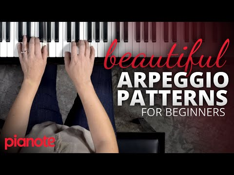 Beautiful Arpeggio Patterns