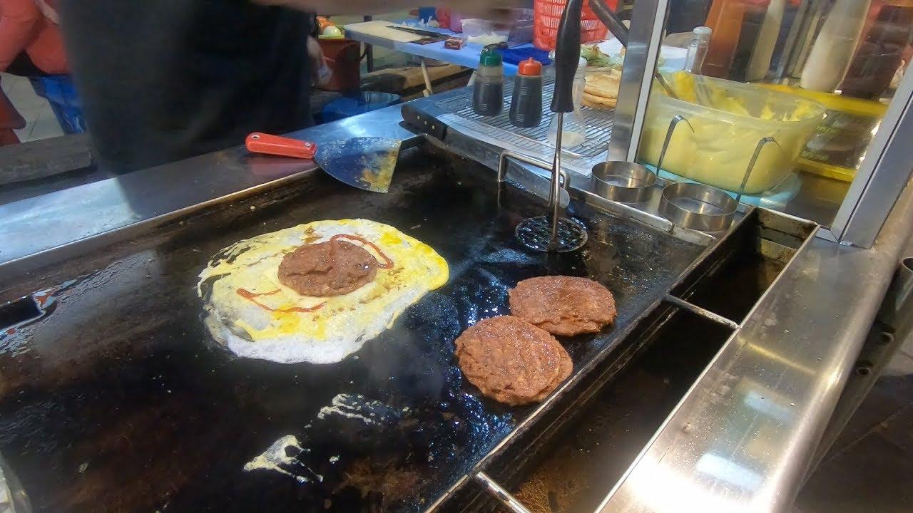 Download [Malaysia:Kuala Lumpur] Street Food Ramly Burger
