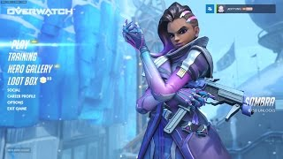Overwatch | Sombra First Time