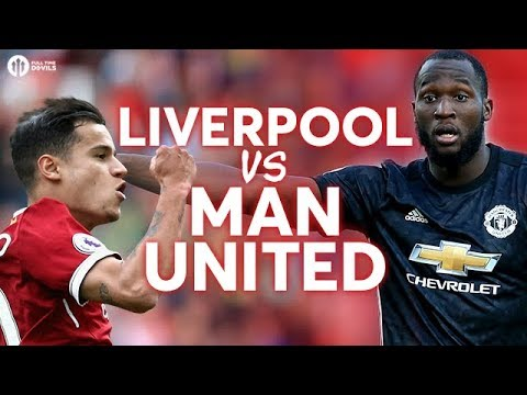 Liverpool vs Manchester United LIVE PREVIEW!