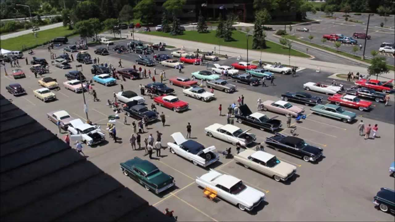 Cadillac & Lasalle Club 2015 Grand National Car Show Field ...