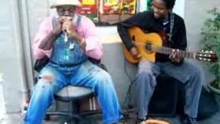 French Quarter Jazz-Blues Musicians