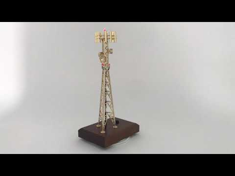 Cell Tower Model JHM#475