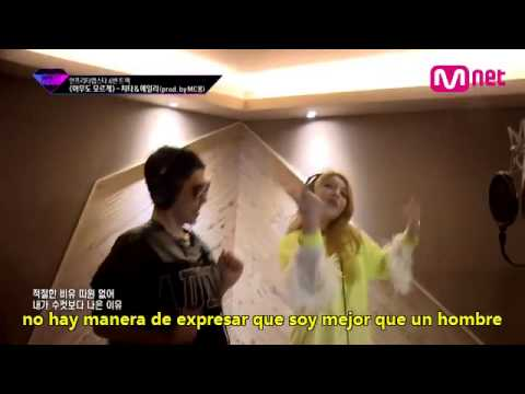 Cheetah feat. Ailee - Like nobody knows Sub Español (Mv)