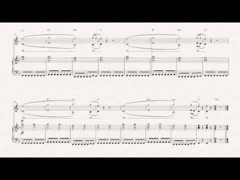 Horn  - Breezeblocks - Alt-J - Sheet Music, Chords, & Vocals