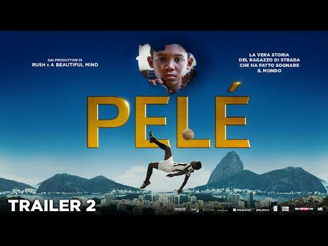 PELÉ - Trailer Italiano ufficiale