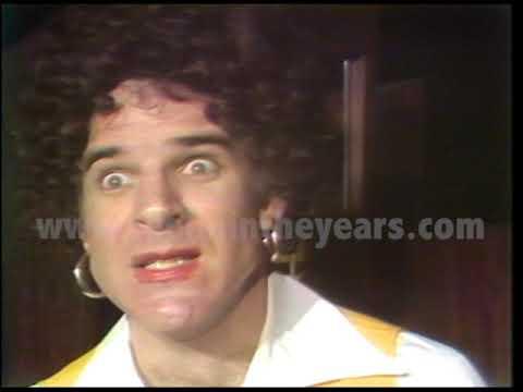 Steve Martin- Comedy Sketch in Vegas 1977 [Reelin' In The Years Archives]