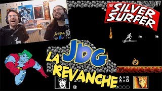 JdG la Revanche - SILVER SURFER & CAPTAIN PLANET