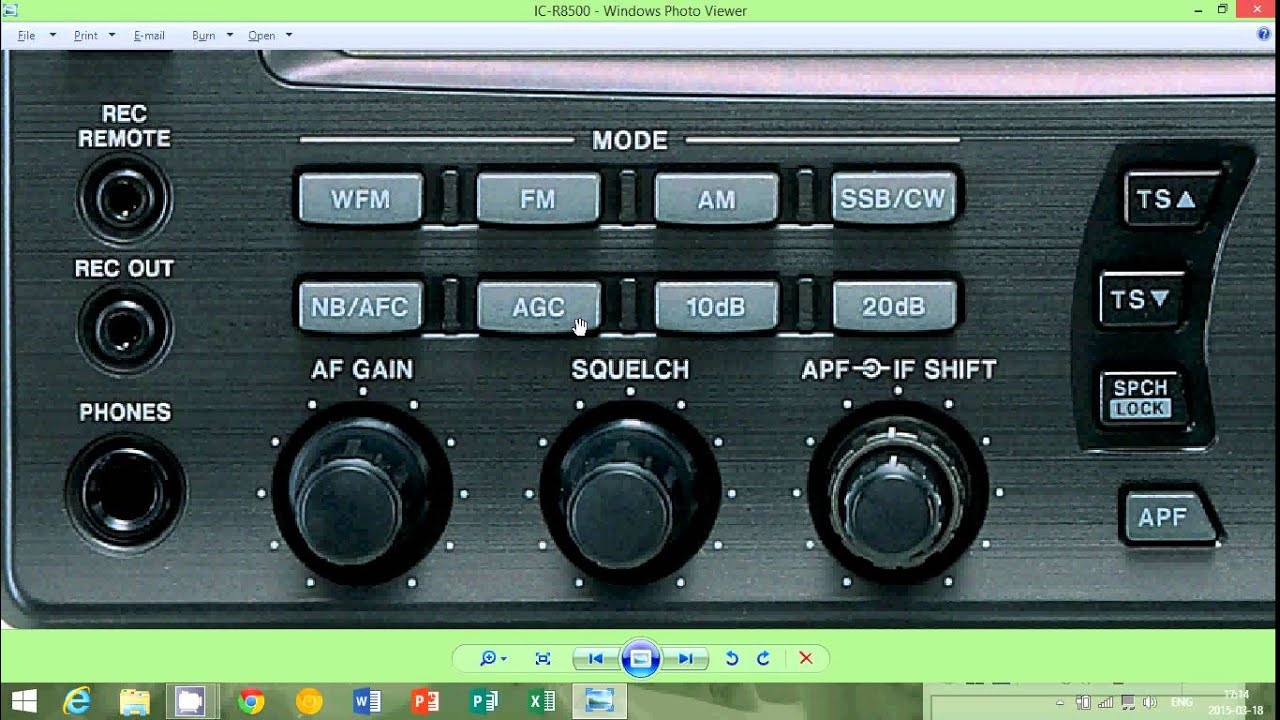 Radio Terminology explained AGC Automatic Gain Control