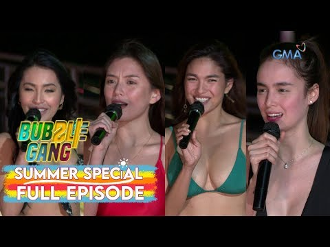 Bubble Gang: SIZZLING HOT bikini battle in Vigan! (FULL EPISODE) | Summer Special