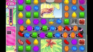 Candy Crush Saga level 628 - 2 stars, no boosters used!