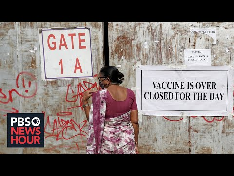 India's COVID-19 crisis is far from over, and vaccines alone won't help. Here's why