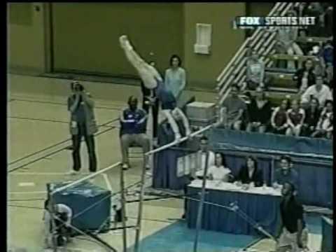 Kristin Parker - 2003 Pac 10 Championships Uneven Bars