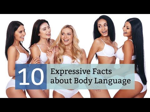 reading a woman's body language dating