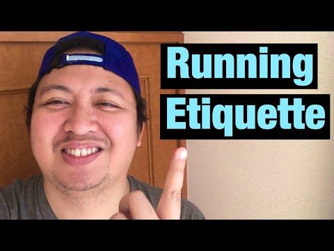 Running Etiquette | for beginners | Japan
