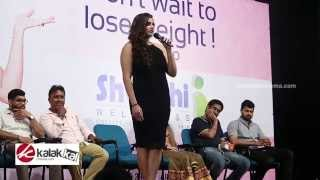 I want to be an action heroine : Namitha