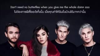 Hailee Steinfeld - Starving แปลไทยเพลงสากล