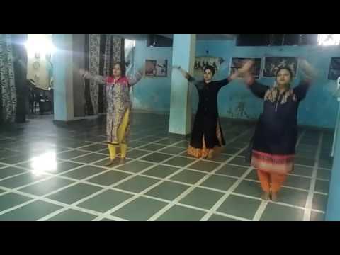 Mehendi rachai shyam tere naam ki group dance