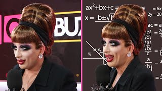 Bianca Del Rio Takes On 'The Most Impossible Drag Race Quiz'