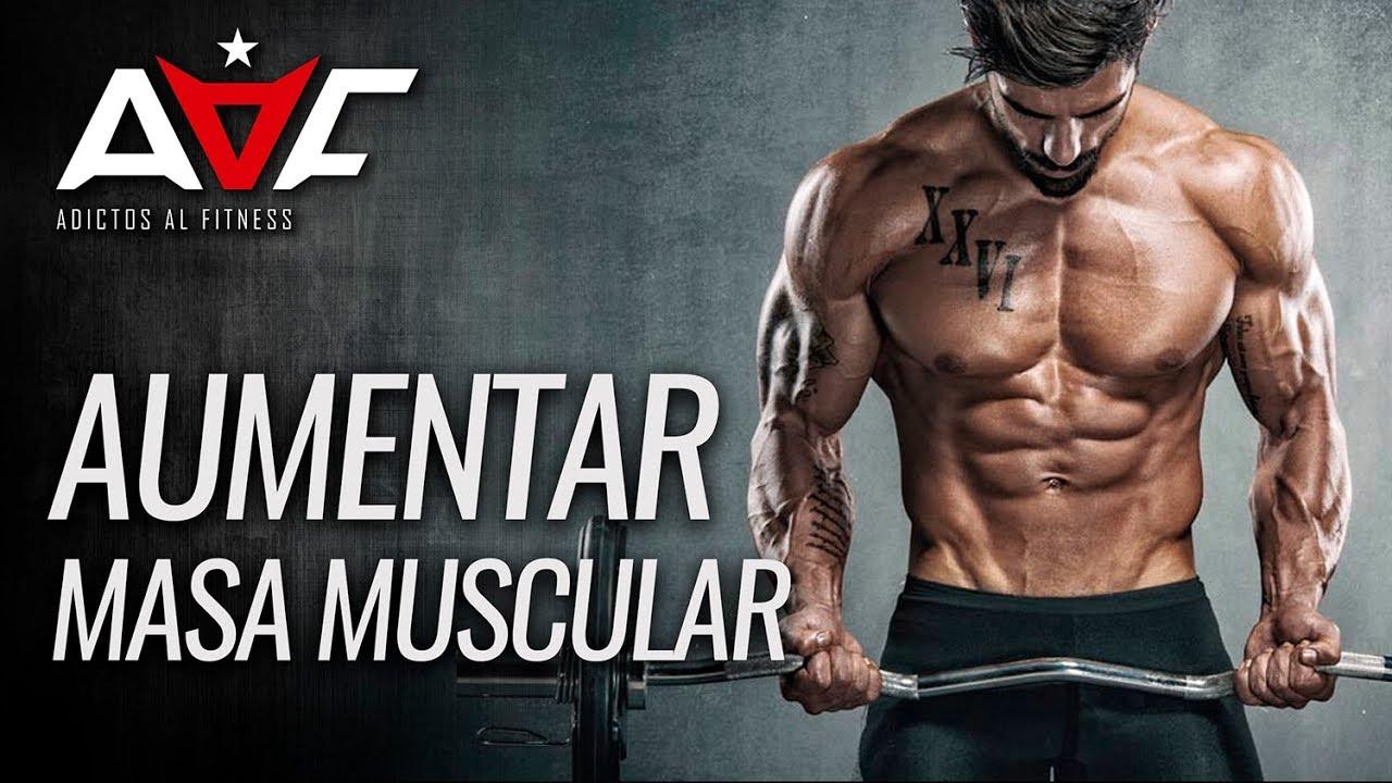 dieta para marcar abdomen y subir masa muscular