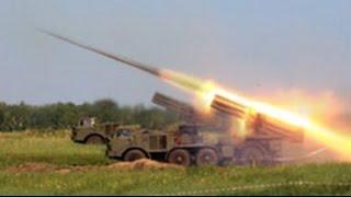 В ЦВО артиллеристы нанесли сокрушительный удар по противнику