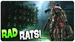 Day R Survival Update - Radioactive Rat Ambush! | Day R Survival Gameplay