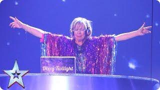 DJ Dizzy Twilight is in the house for the Semi-Finals   Semi-Final 2   Britain's Got Talent 2017