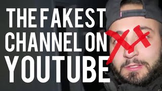 THE TRUTH BEHIND MOE SARGI FAKE VIDEOS EXPOSED (The Fakest Channel on YouTube)
