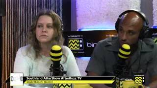 "Southland After Show Season 5 Episode 6 ""Bleed Out"" 