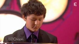Charles Heisser (11 ans) - Chopin - Valse en la mineur B. 150