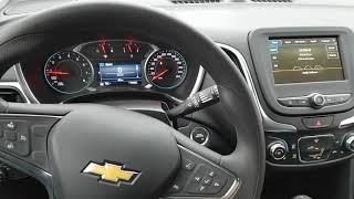 27. Видео обзор Chevrolet Equinox LT 2019 (на русском языке)