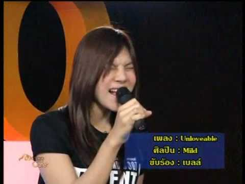 Unloveable (Live @ Mango Cafe, 01/04/11) - Bell Nuntita เบลล์ นันทิตา