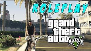 GTA V RolePlay - Gastando Onda Com Os Menó