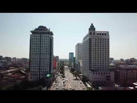 Yangon Downtown 4K
