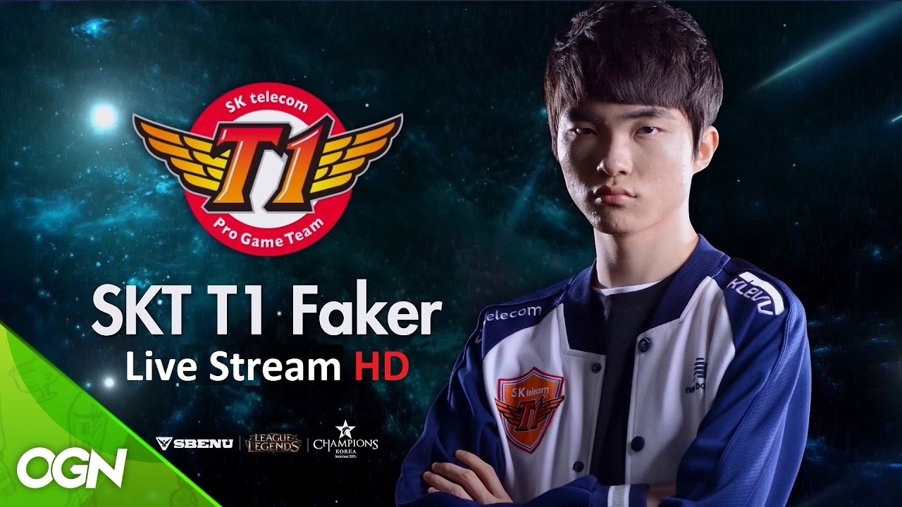 Faker Livestream